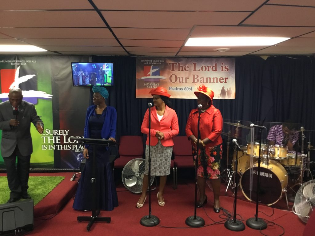 AGFAM Music Ministry